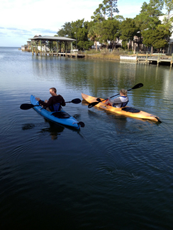 Kayak Rental St George Island Florida